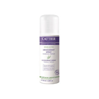 Cattier Deodorante spray