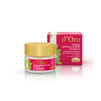 D'Oro, Crema Antipollution Globale