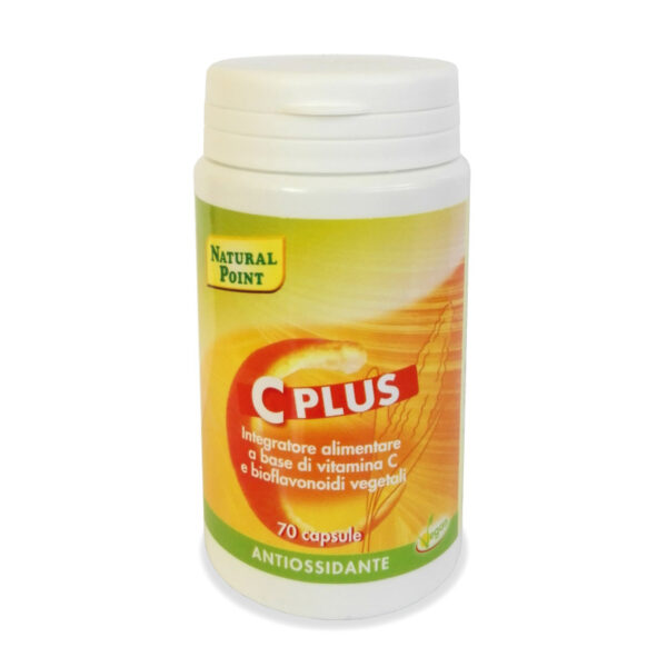 VITAMINA C PLUS INTEGRATORE ALIMENTARE