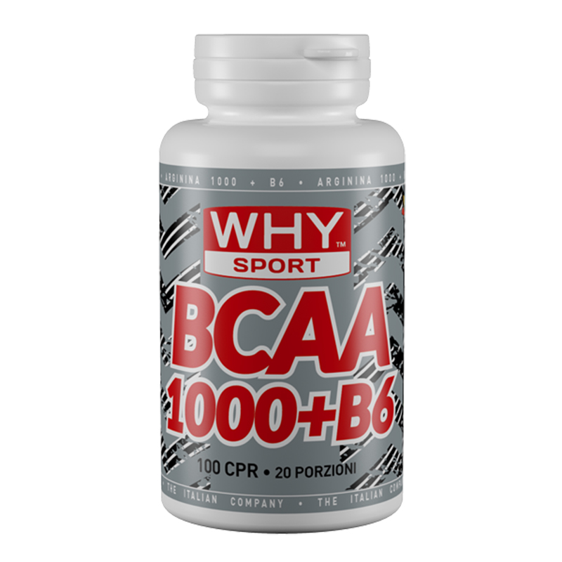 BCAA – Why Sport